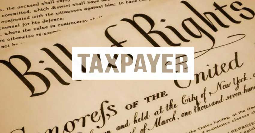 Taxpayers Bill of Rights1